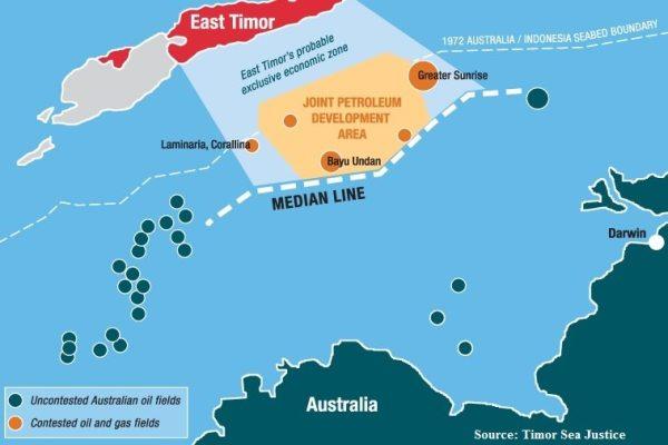 Timor Sea Justice