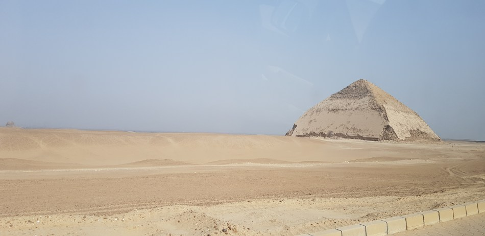 Bent Pyramid, Egypt