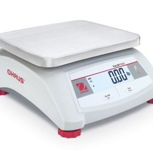 bench scale ohaus valor 1000