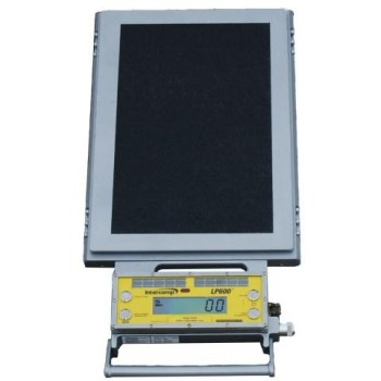 Intercomp, LP600™ Low-Profile Wheel Load Scales