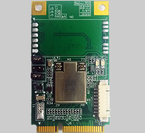 WiFi and BLE Card