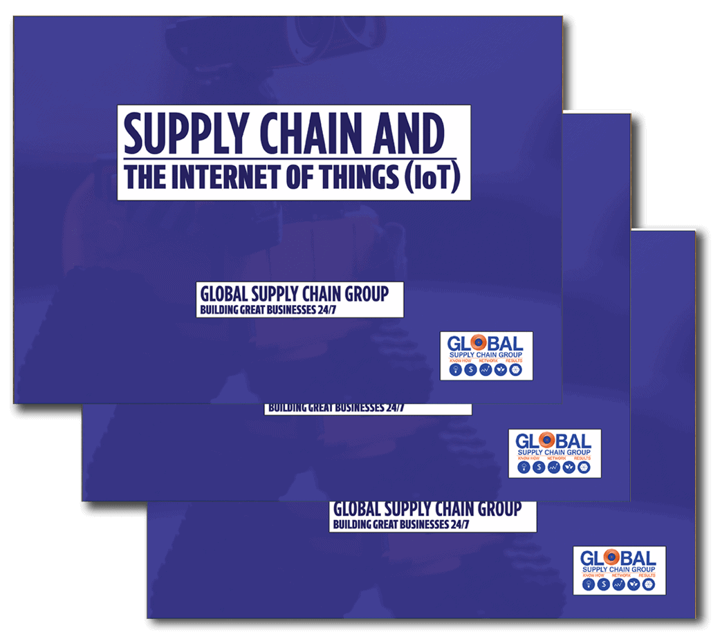 Supply Chains and Internet of Things (IoT)