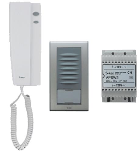 BPT  Intercom Handset