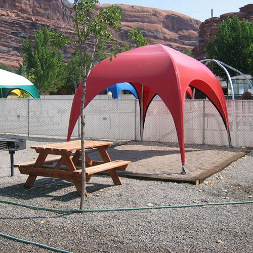 Shade-canopy