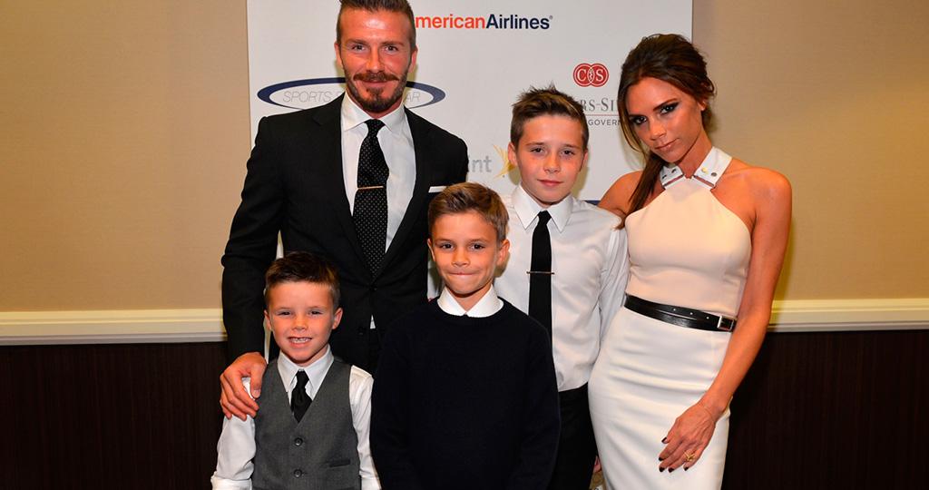 Star children style: figlio di David e Victoria Beckham