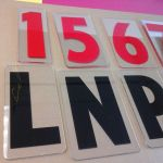 Instachange letters for pylon signs
