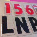 Instachange letters for pylon signs
