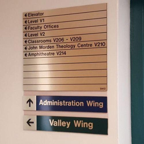 Directory Board