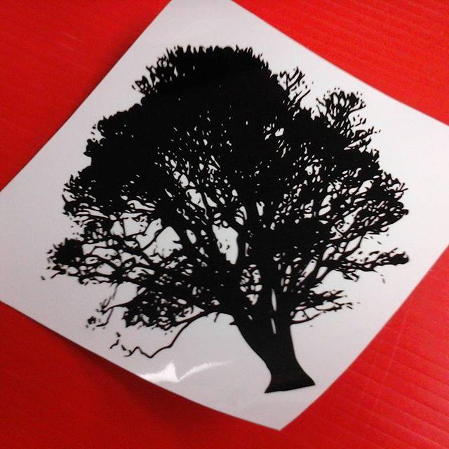 Tree Decal