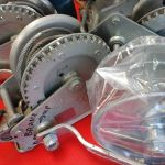 Set of Winches  4 Sale