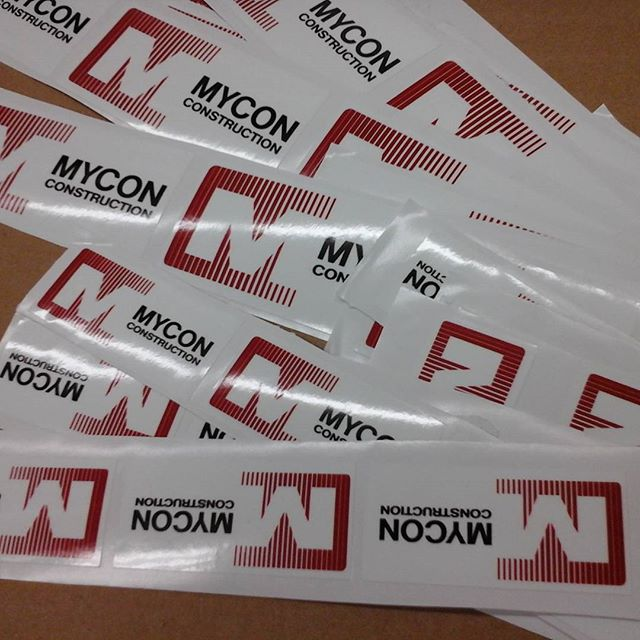 Mycon Decals