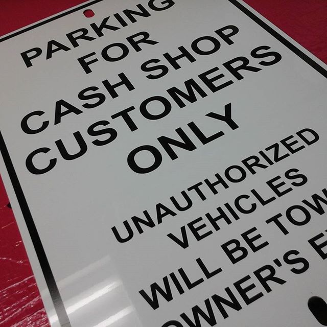 Parking Custom