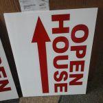 Ooen House Sign
