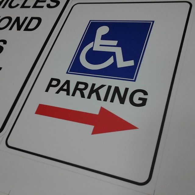 Handicap Arrow