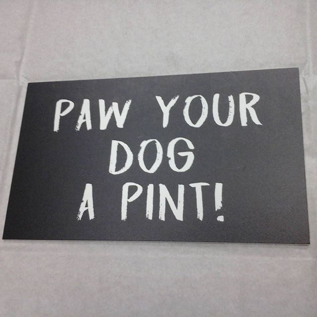 Chalkboard Print