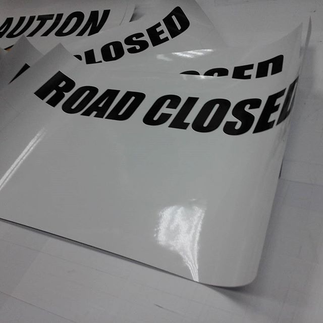 Road Closed Vinyl