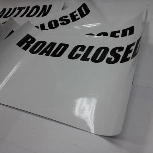 Road Closed Vinyl