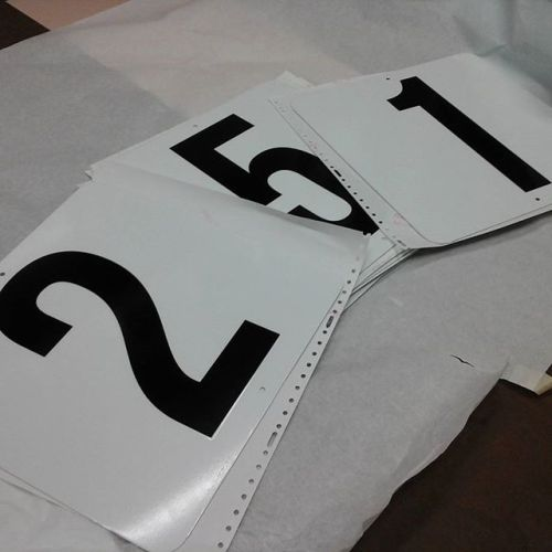 Aluminum Signage