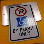 Barrier Free Signs