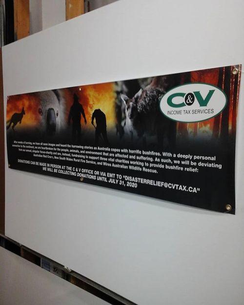 Donation Banner