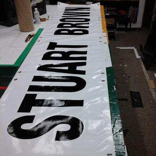 Banner 2' x 8'