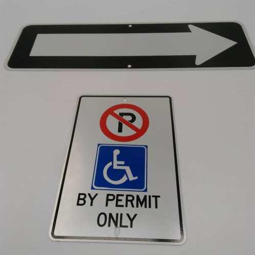 Parking Sigmage