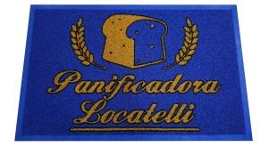 Tapetes personalizados para Padaria