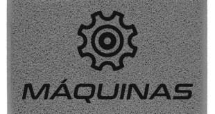 Tapetes personalizados para Fábrica de Máquinas