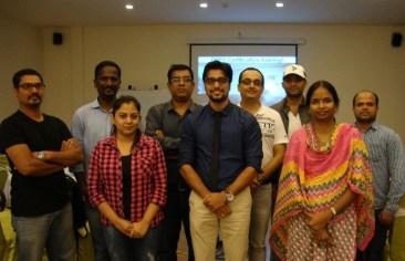 PMP Training Group Batch