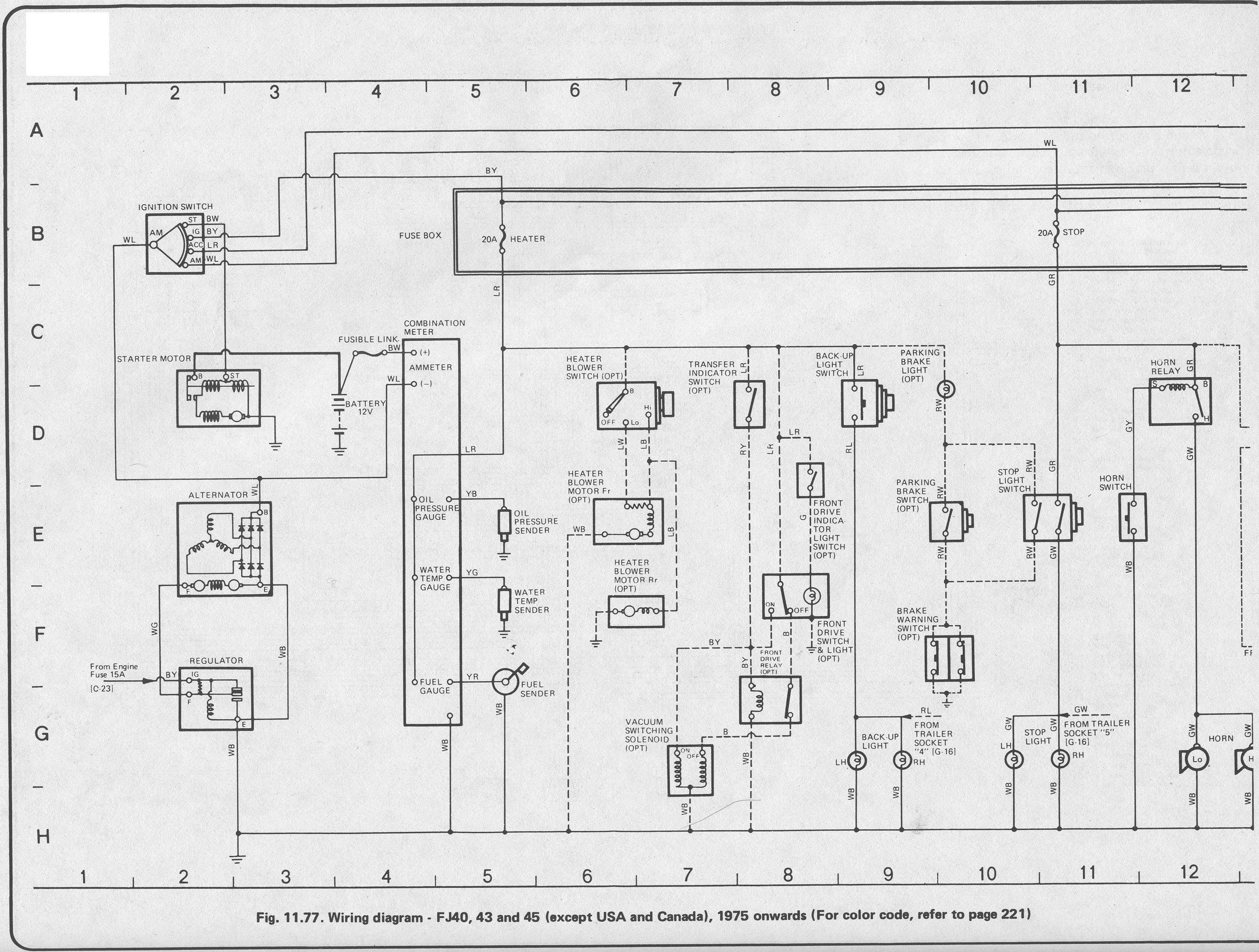 Fuel Gauge Wiring