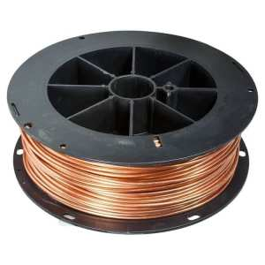 6 Awg #6 X 315` Roll Bare Copper Ground Wire
