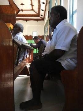 Church Service in Soso Village