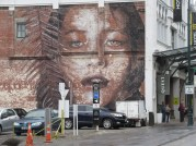 Graffiti Art - Downtown Christchurch, New Zealand