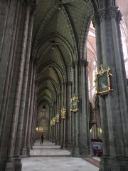 Inside La Basilica