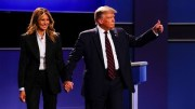 Trump and wife test positive for covid 19