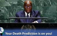 Ghana's president gives a powerful speech at UN