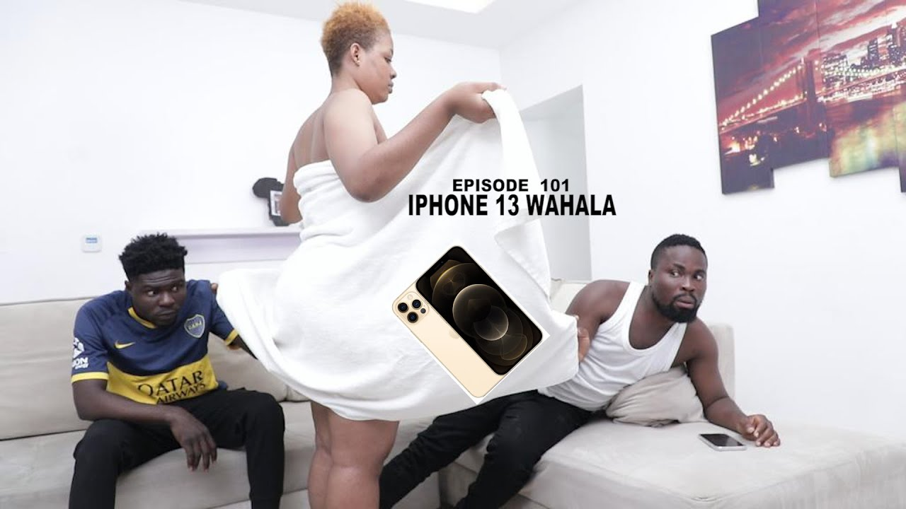 iPhone 13 wahala