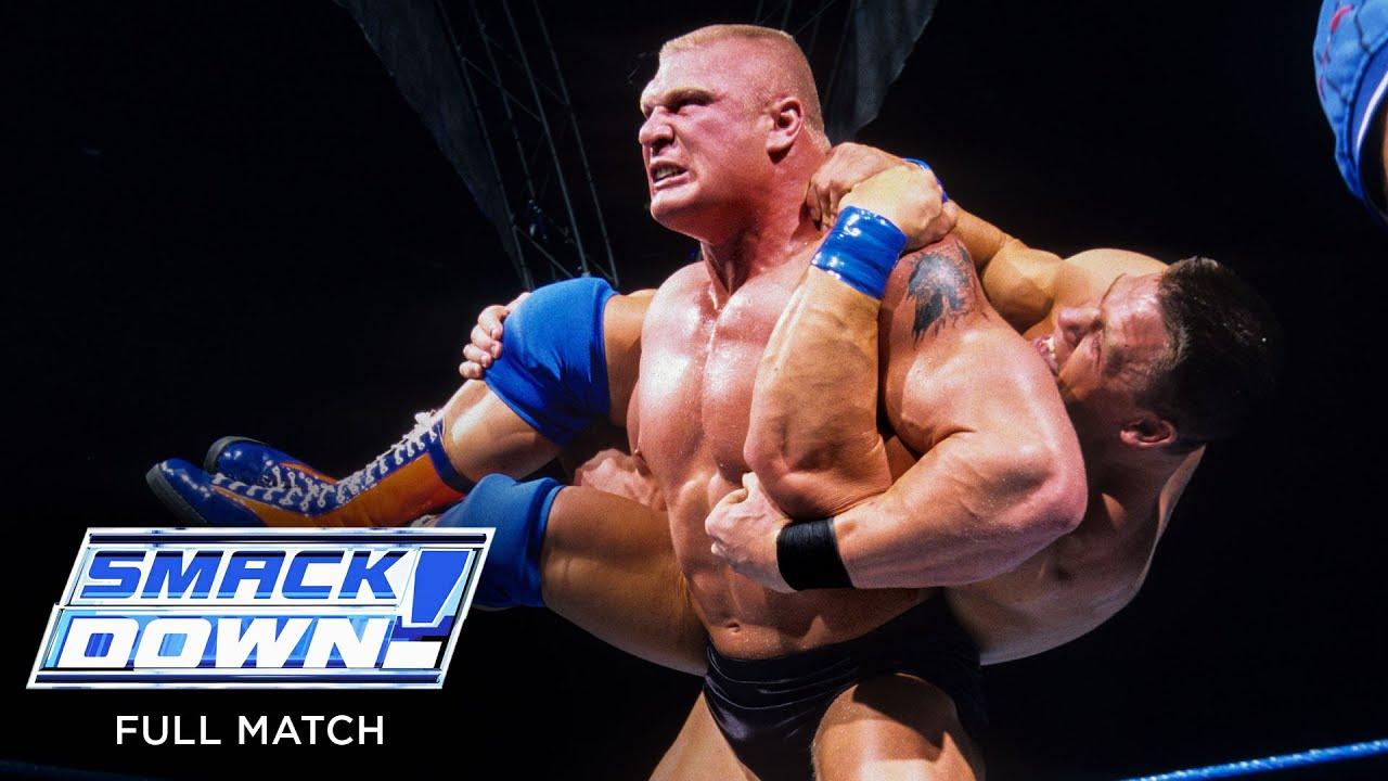 Legendary  Match – John Cena vs. Brock Lesnar