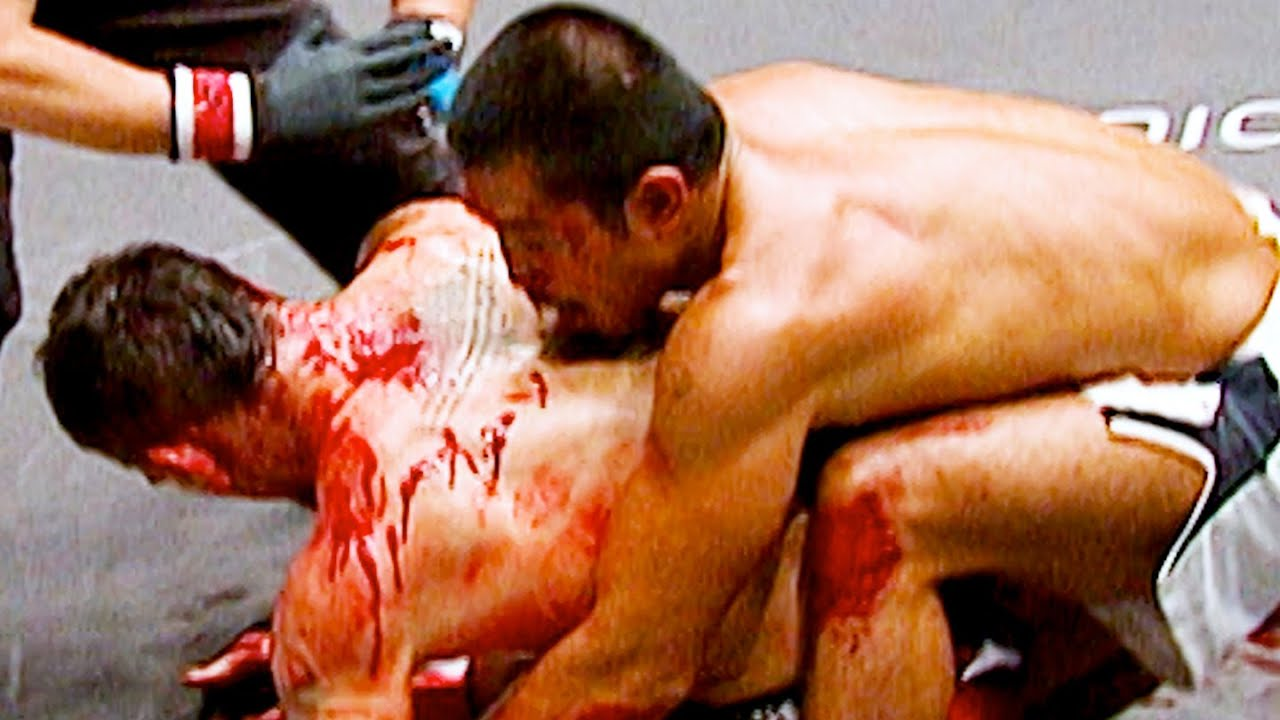 Most insane brawl in one history!😱