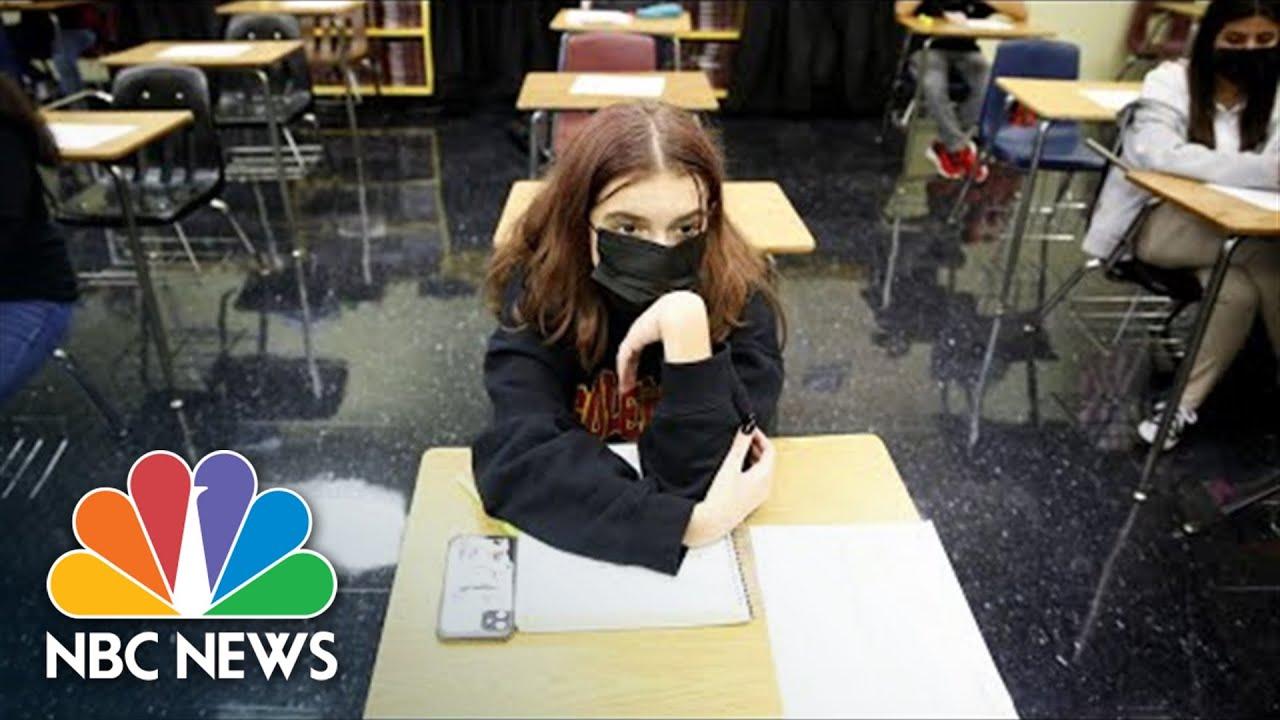 Pennsylvania Gov. Announces statewide mask mandate for school