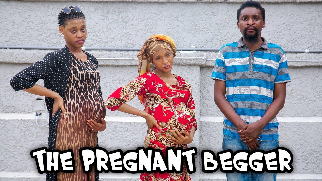 The pregnant begger