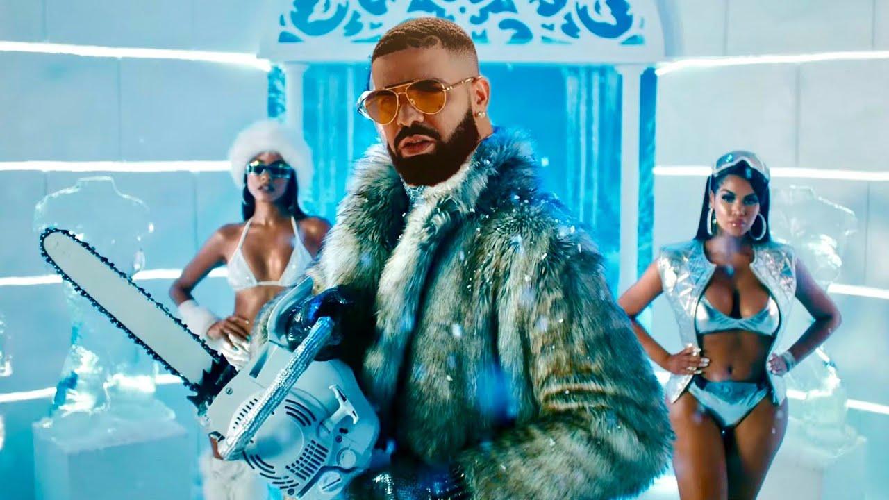 Drake – very ft. Nicki Minaj, young thug