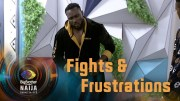 The best 'shine ya eye' fights – BBNaija