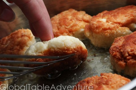Caribbean Bakes | Fried Biscuits | Global Table Adventure