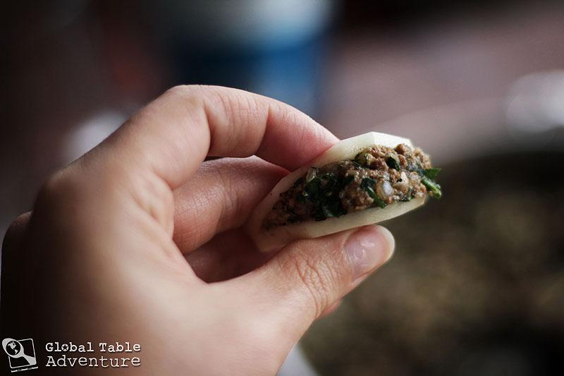Stuffed and Fried Potato Wedges | Mbatan Batata | Global ...
