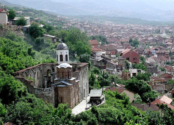 Prizren, photo by Majstor Mile.