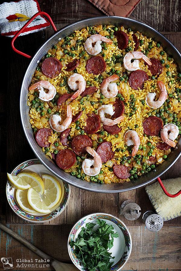 easy-paella-recipe