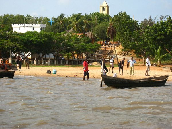 Harbour in Togoville, Togo. Photo by Alexandra Pugachevsky.