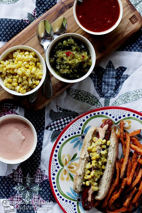 Pancho | Uruguay | Celebrate Corn season with 20 dishes from around the world