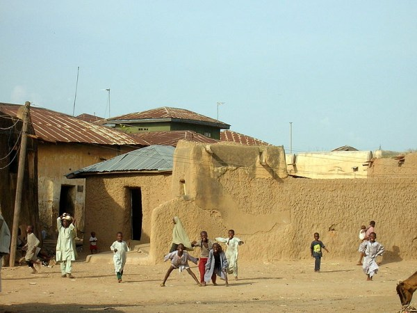 Kids playing in the streets of Zaria, Nigeria. Photo by http://www.flickr.com/photos/shirazc/